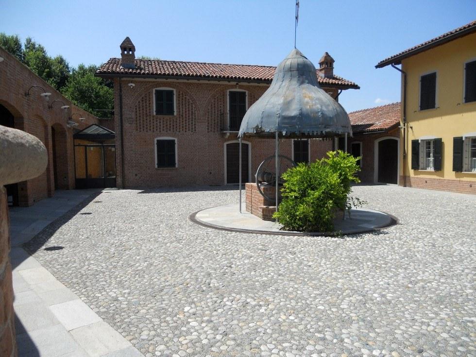 Restauro completo villa
