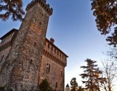 Castello di Trisobbio dopo i lavori di restauro