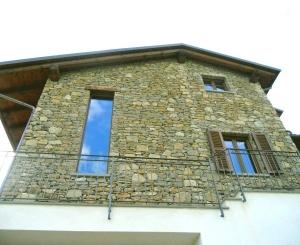 Rifacimento facciata e tetto cascina