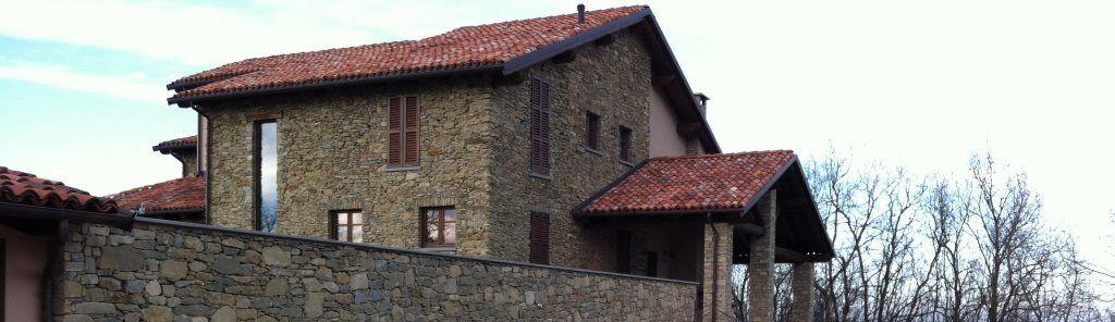 Ristrutturazione abitazioni, ville provincia Alessandria, Asti